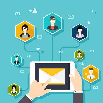 Zbieranie adresów e-mailowych